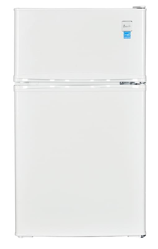 Avanti RA31B Energy Star 3.1 Cu. Ft. Two Door Compact Refrigerator/Freezer