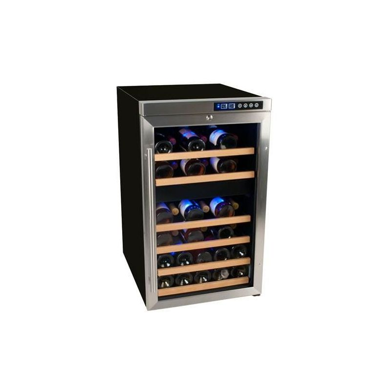 EdgeStar CWF340DZ 19 Inch Wide 34 Bottle Wine Cooler