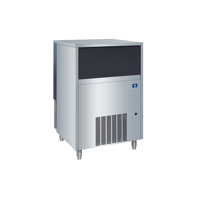 Manitowoc RF-0399A 350 Lbs production, 120 Lbs capacity, Undercounter Flake Ice
