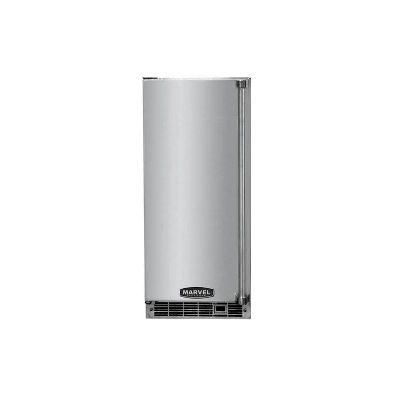 Marvel MP15CPS2L 15 Professional Series Clear Ice Maker with Pump - Left Hinge