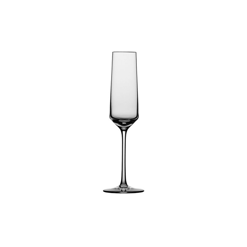 Schott Zwiesel 0026112415 Pure Champagne Flutes- Set of 6