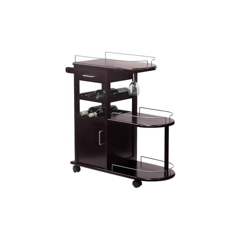 Winsome 92235 Entertainment Cart