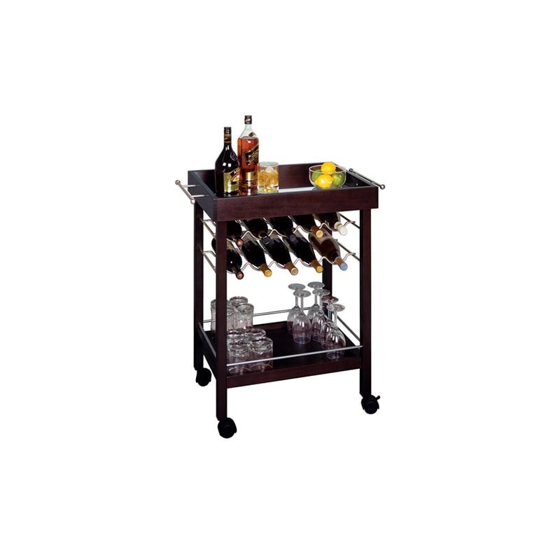 Winsome 92329 Wine Bottle Cart